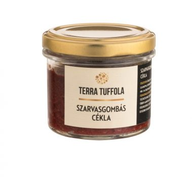 Beet truffle jam
