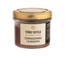 Purple onion truffle jam