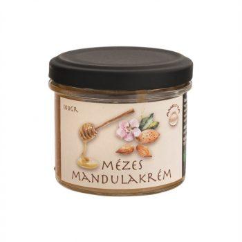 Mézes mandulakrém